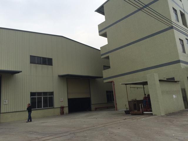 企石镇独院单一层厂房出租4000平方