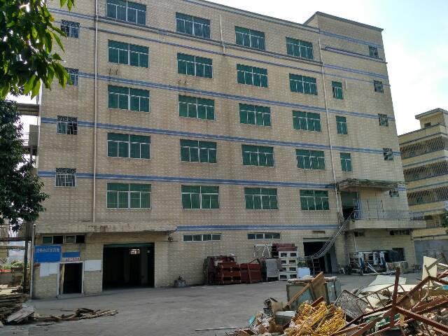 平湖辅城坳一楼600平米厂房出租