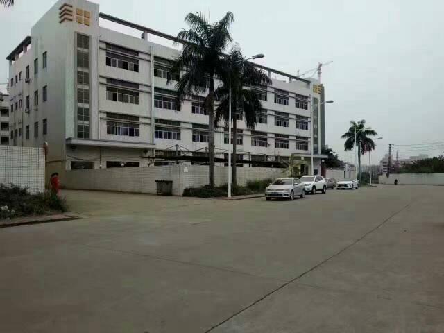 平湖村委厂房8000平方米独院招租