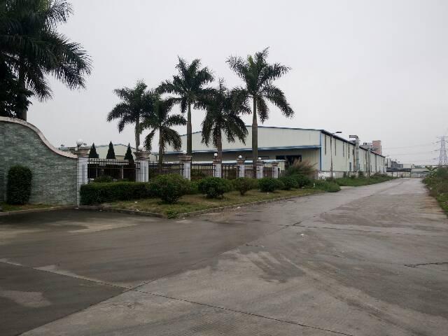 东莞中部单一层厂房出售40000平方!投资自用好项目