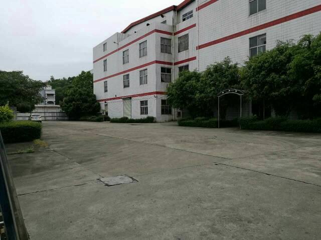 深圳最便宜的花园式厂房,大小可分租!