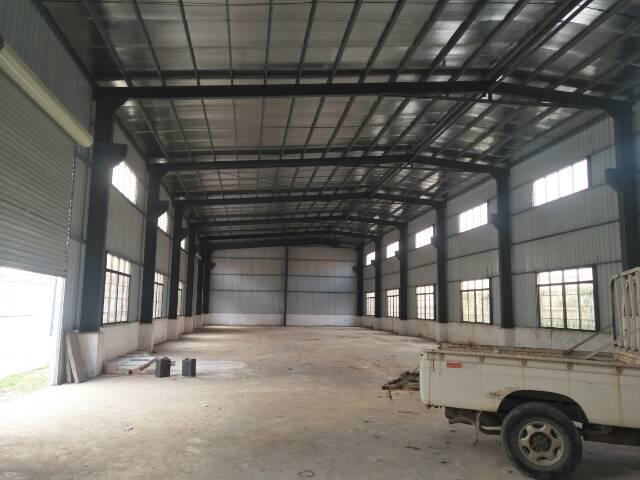 横沥新出原房东700平方钢构厂房