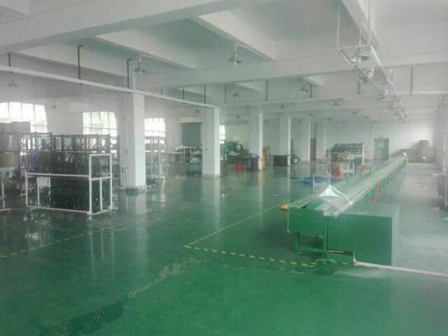 公明将石新出楼上420平方厂房招租