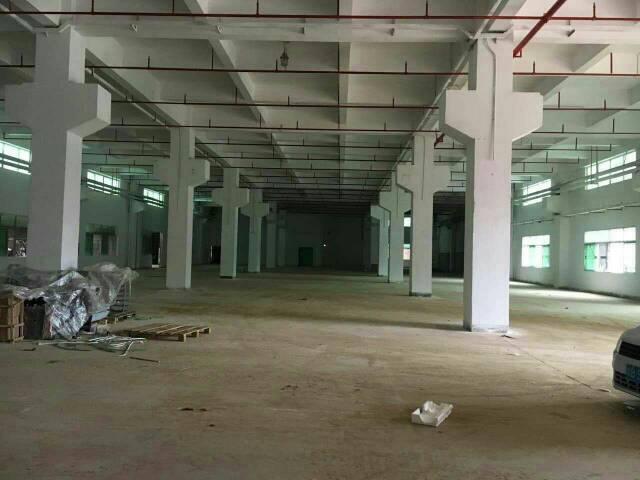 大岭山7300平米独院厂房整租/分租