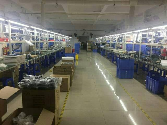 西乡黄田高薪产业园带装修厂房3200平米