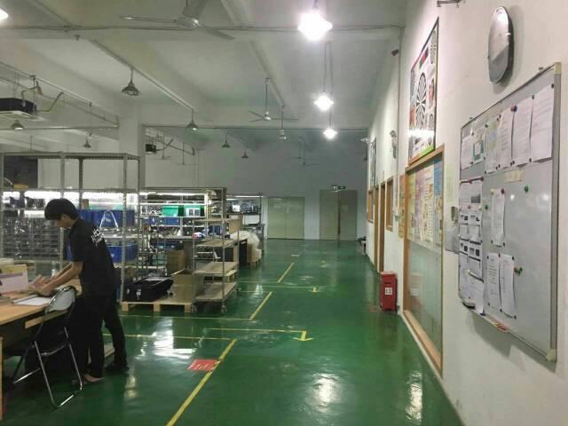 带装修500平米厂房出租