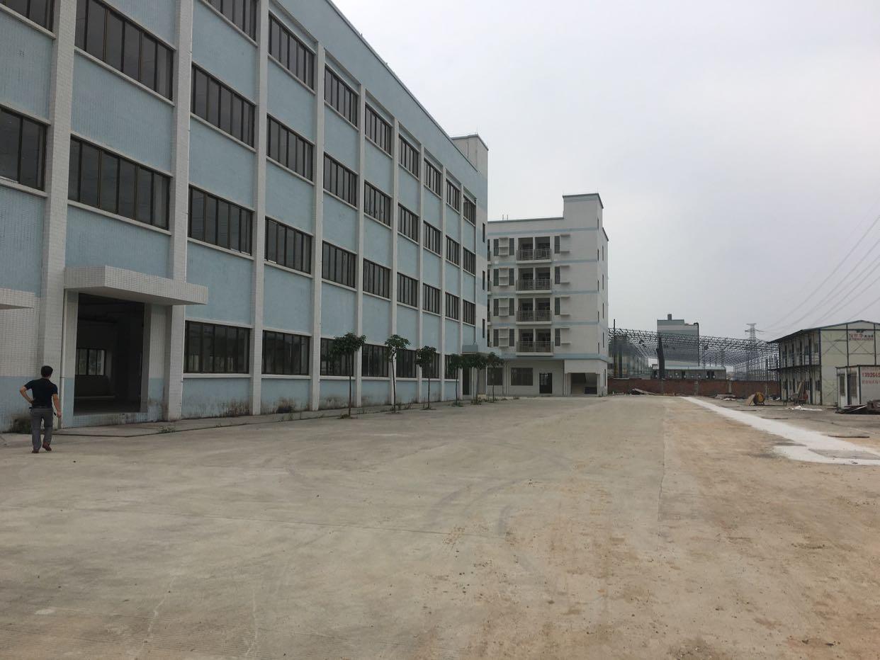 常平镇一楼3000平米厂房出租