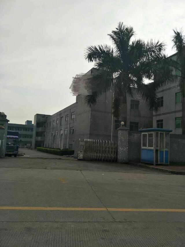 东城桑园有装修独厂房1-4F4800平方