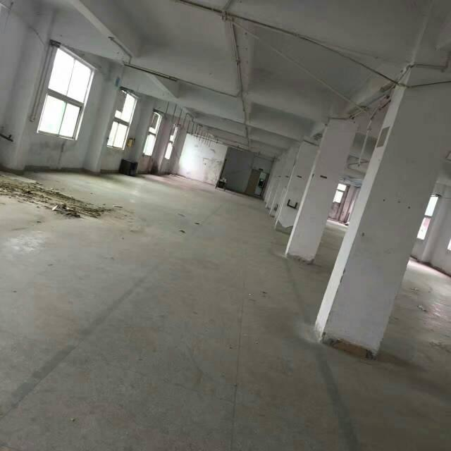 平湖辅城坳二楼850平米厂房出租
