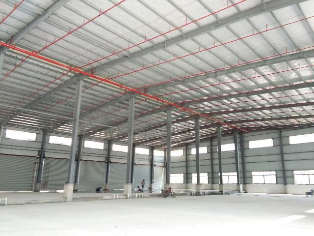 厚街广深高速路口10000平米全新物流仓库