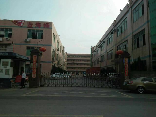 华南城附近860平米厂房出租