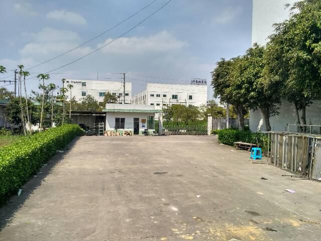 山夏工业区一楼1500平米厂房出租