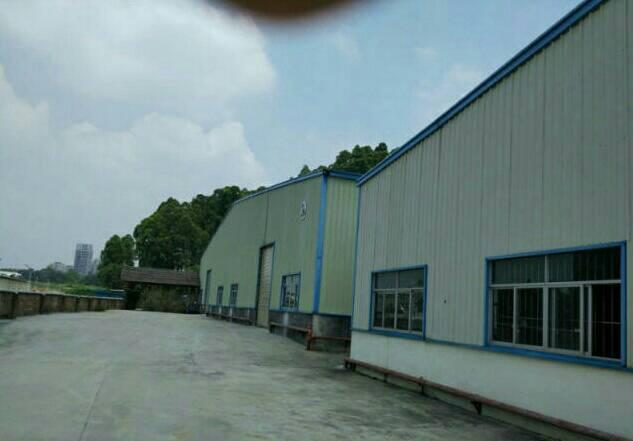 万江新建铁皮单一层8米高厂房
