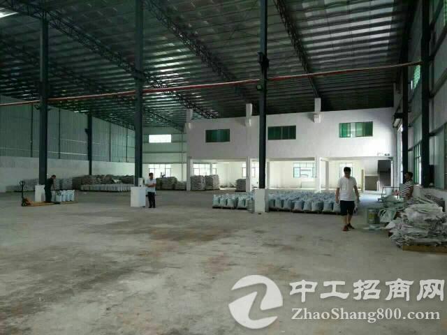 低价厂房出租单一层铁皮房1200平方