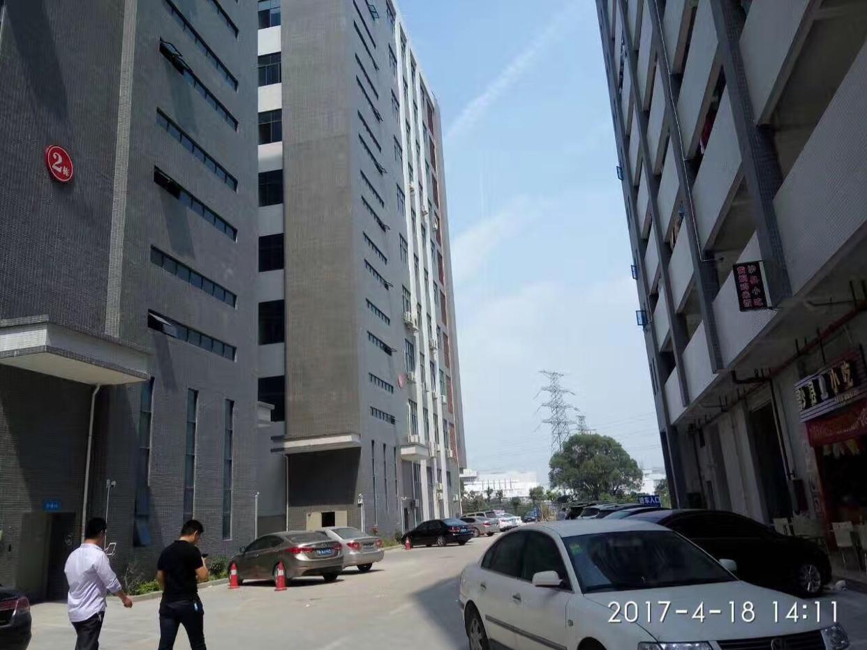 光明新区4.5万平独院厂房出售,仅1.6亿