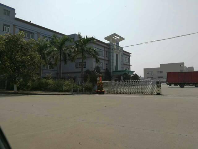 洪梅镇沿江高速出口国有证厂房出售