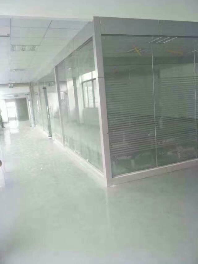 光明新区将石新出楼上1200平带装修入驻即可生产-图2