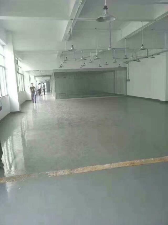 光明新区将石新出楼上1200平带装修入驻即可生产-图3