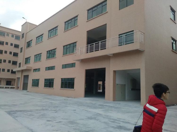 清溪镇全新工业园厂房出租500-10000平方大小可分租