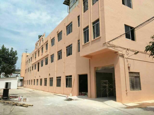 虎门大宁3600平方独院厂房出租,空地巨大,村委房