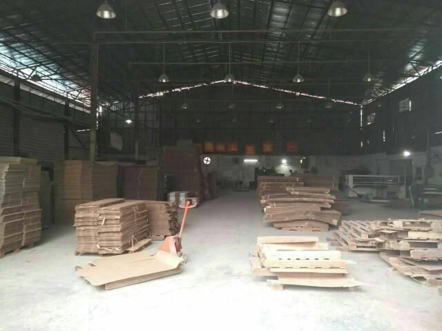 高埗镇新空出独门独院单一层钢构厂房1100平米招租-图2