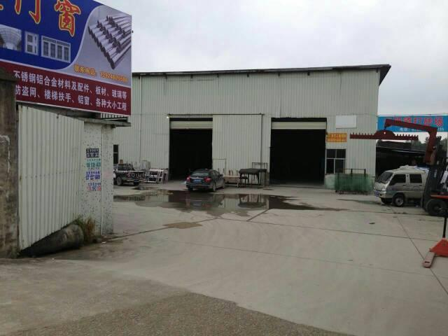 惠州惠阳新圩镇800平方钢构低价出租