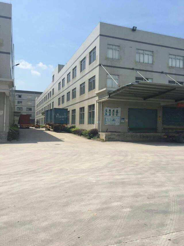 标准物流厂房36000平带卸货平台
