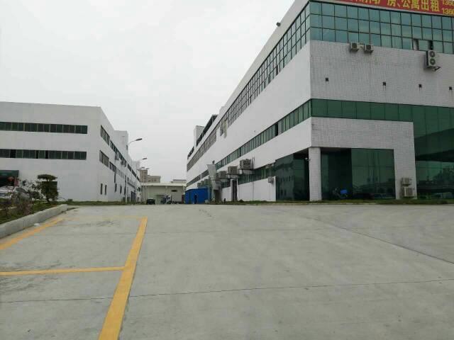 大朗新出6米高二楼厂房3000平方