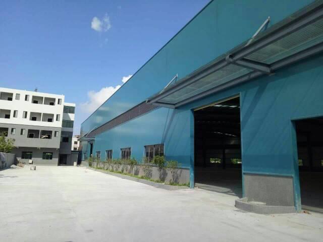 万江新建5800平米优质钢结构独院