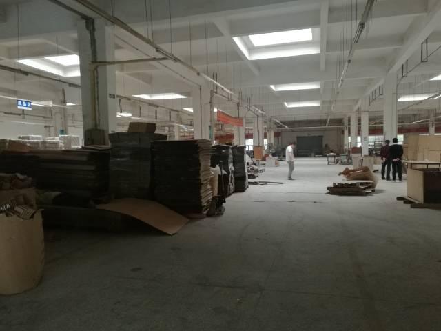 麻涌新出厂房4800,7米高,形象漂亮