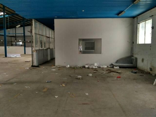 平湖华南城附近1900平米钢构厂房招租