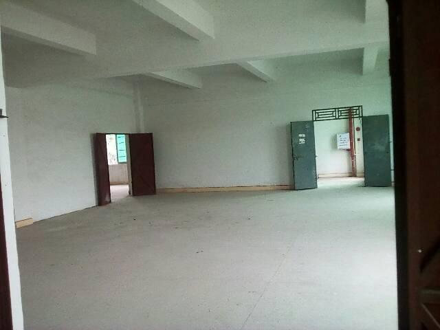 新建标准厂房5080平方,1--3层,独门独院。