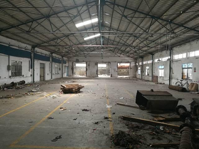1300平米钢构厂房出租
