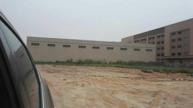 东莞红梅镇40亩国有证土地厂房出售