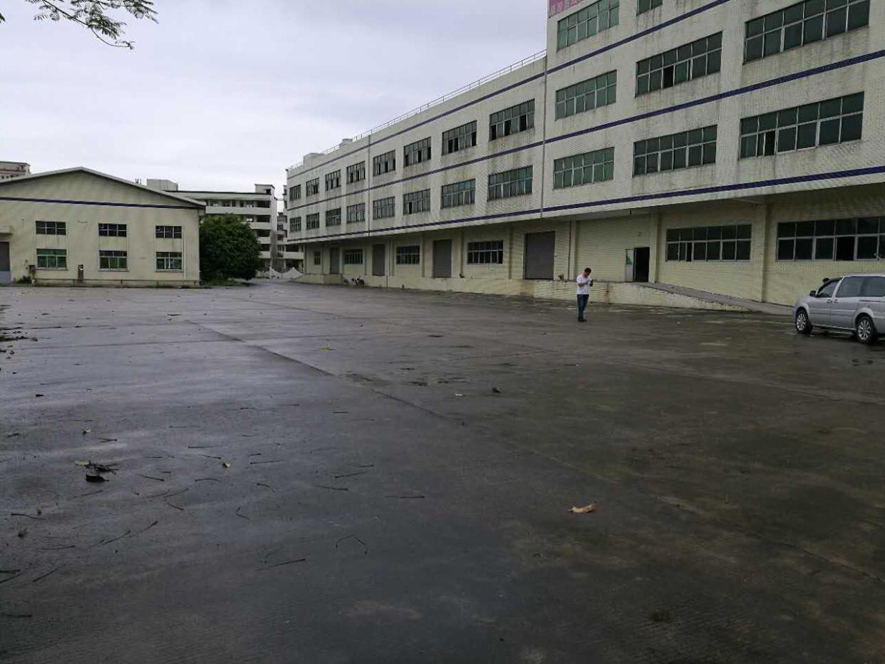 常平大工业园厂房招租,单一层,楼房可整租可分租