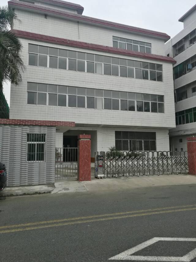高埗路口1-4层独院厂房出租,4800平米,可分租