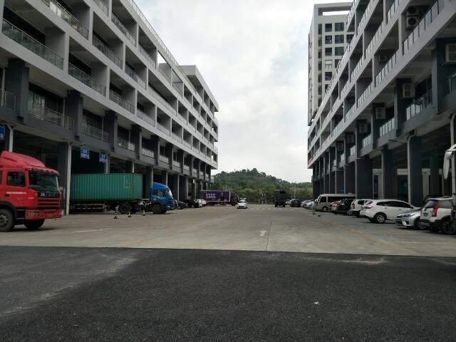 坪山大工业区楼上1600平厂房出租