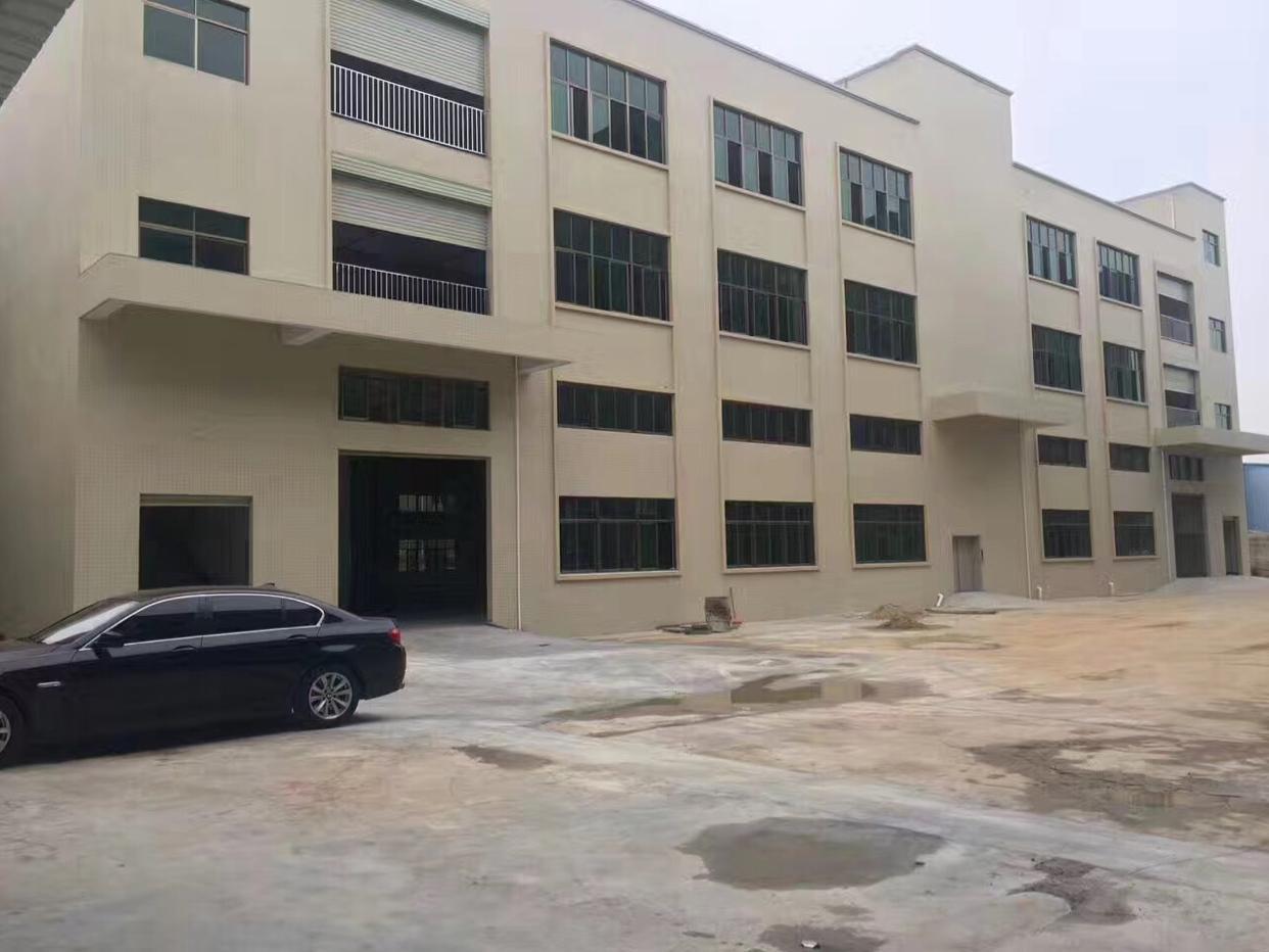 标准厂房6600平方,独院厂房招租
