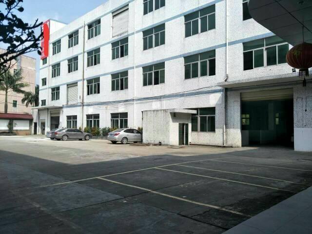 红岭独院厂房可分租12元每平米精装修
