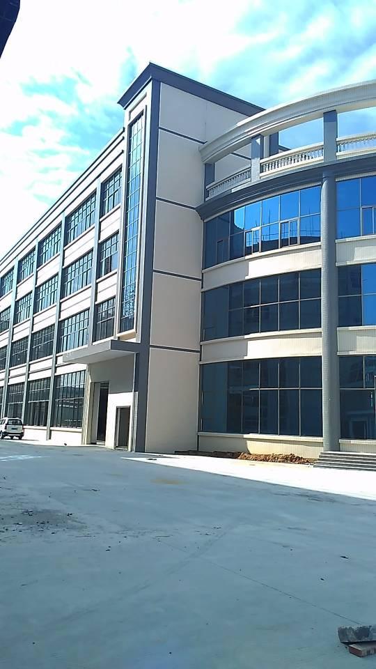 漂亮厂房独院四层12000平方出租