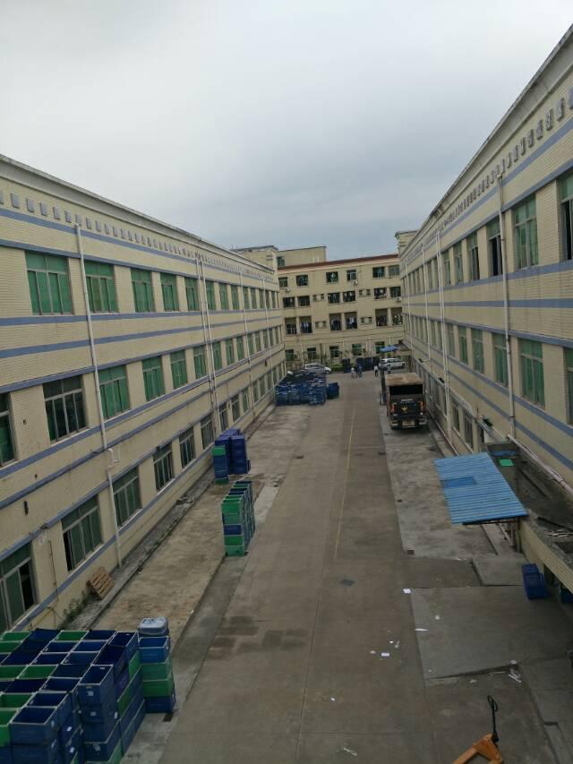 龙岗同乐独院厂房1-3层6800平方出租