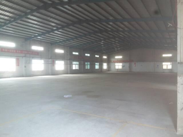 独院单一层厂房出租成熟工业区内空地大