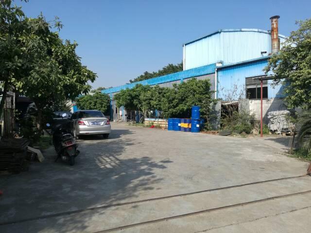 万江独院厂房900平米,宿舍办公300平米