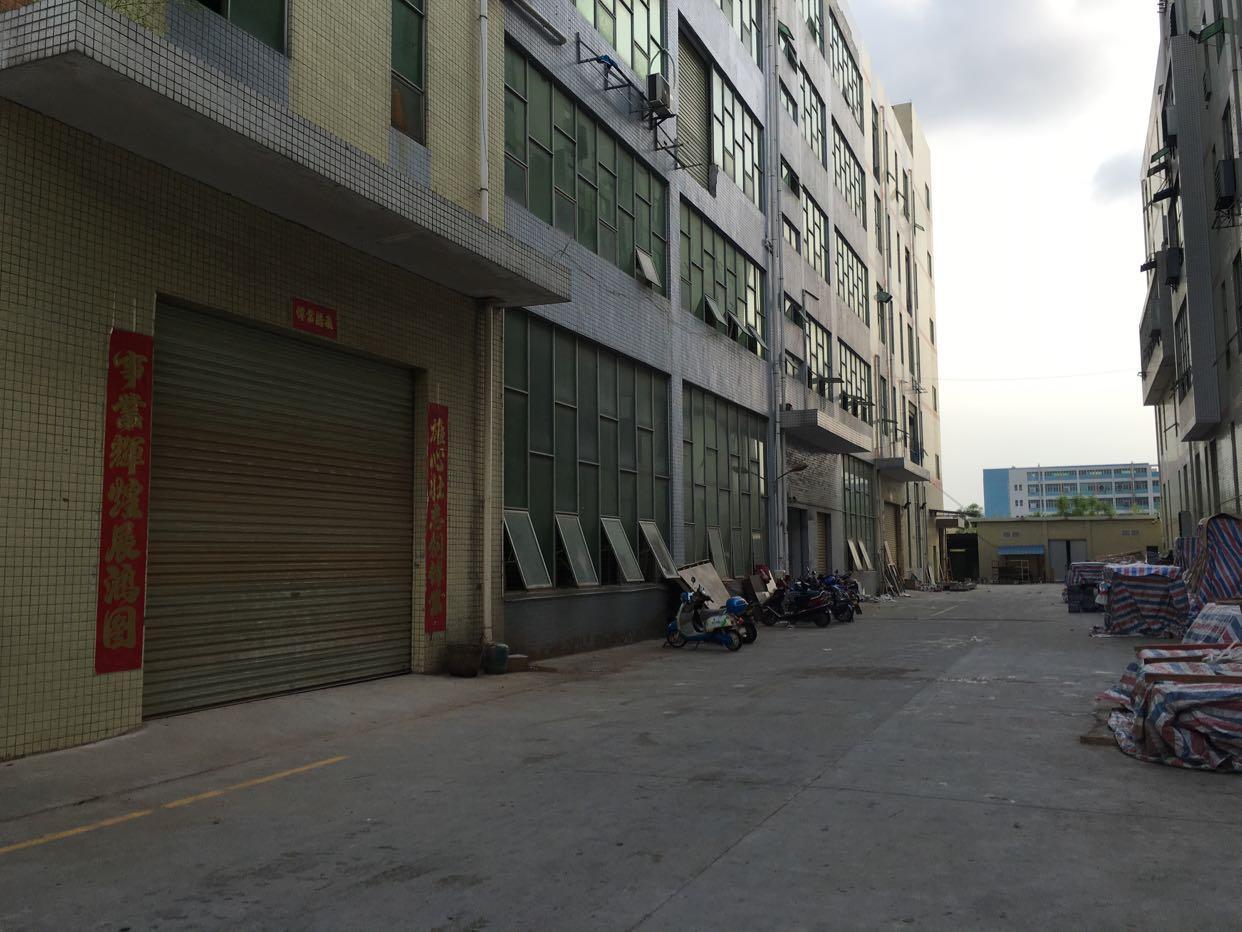 公明新出一楼厂房800平,租金19