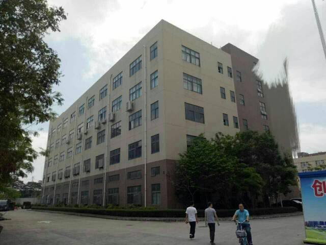 公明街道田寮高新区红本独栋厂房12500平方五层厂房-图2