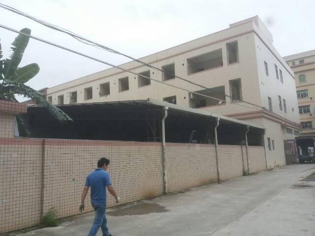 独院标准厂房主干道边上一楼可做铺位适合卖车类