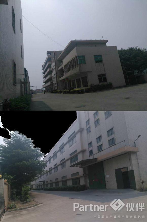 东莞市洪梅镇占地 33 亩建筑面积 20519 ㎡国有证产权厂房出售