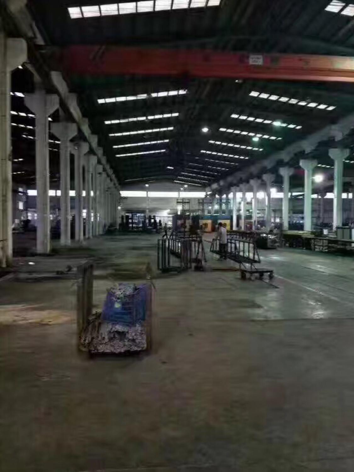 黄江新出大型钢构厂房