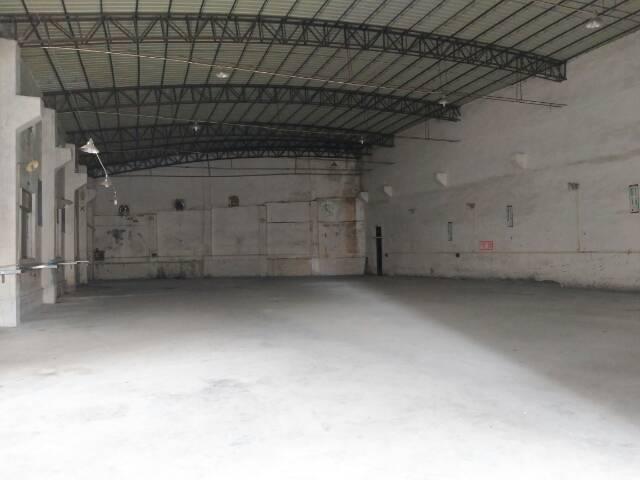 原房东独院钢构厂房招租
