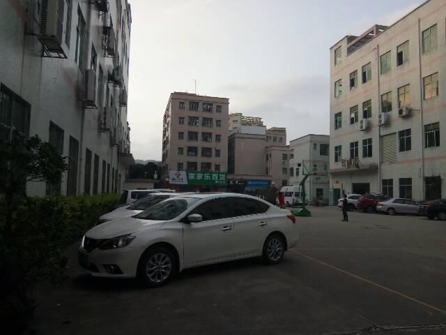 深圳精装修楼上1500平米园林区厂房出租